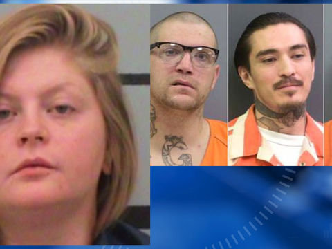 Detention officer helped inmates escape Curry County Jail