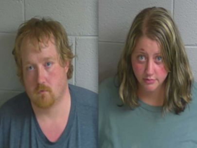 Police: Couple charged after dog tortured, starved & shot