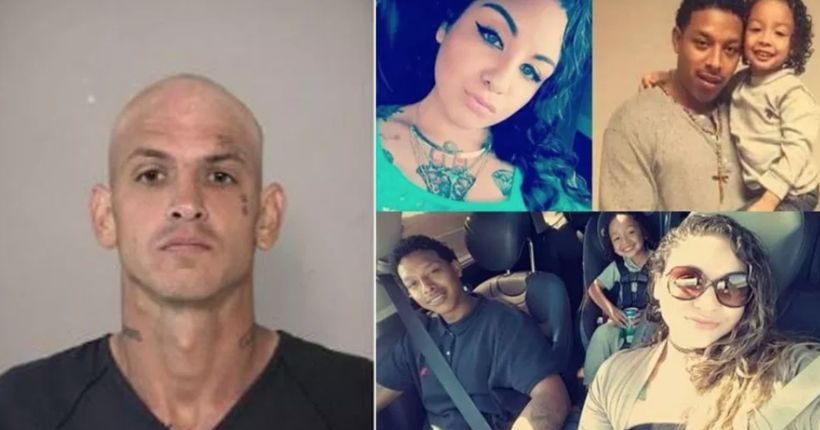 Man charged with murder after missing family found
