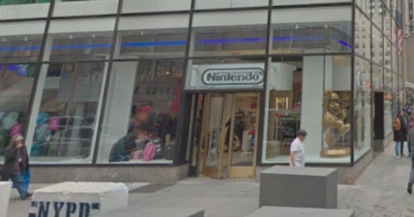 Disgruntled gamer threatens to blow up Nintendo store in NYC