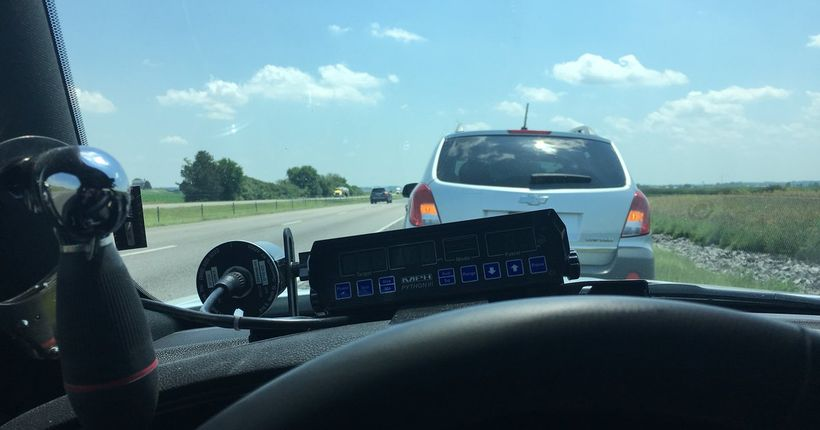 Indiana state trooper's tweet about state's 'slowpoke law' goes viral