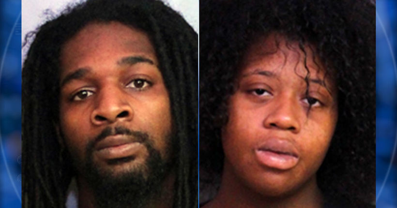 Florida couple charged in death of man's 6-year-old daughter