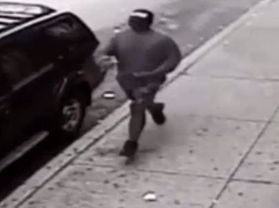 Video released of suspect in fatal triple shooting in the Bronx