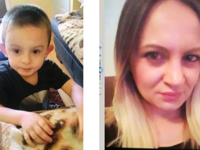 Endangered Person Advisory issued for pregnant woman, son