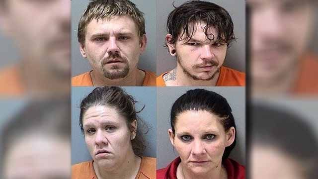 Wendy's restaurant closes after employees caught dealing meth