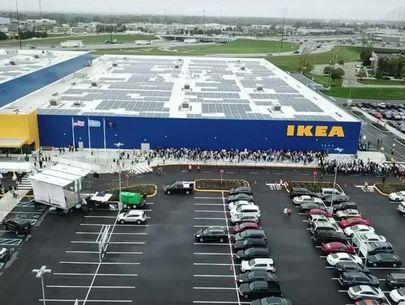 Police investigating after child finds gun inside IKEA, fires shot