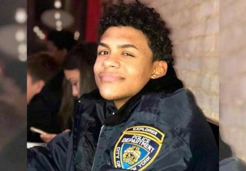 Thousands mourn 15-year-old boy's stabbing death