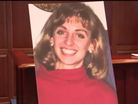 DNA from DJ's chewing gum, bottle help crack 1992 murder of teacher