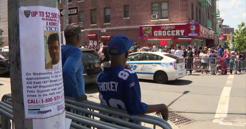 Petition demands closure of Bronx bodega where teen was fatally stabbed