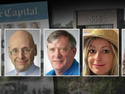 Capital Gazette shooting suspect had bitter history with the Maryland newspaper