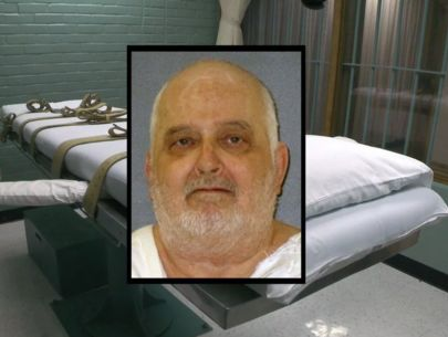 Man who faces execution says he's too sick for lethal injection