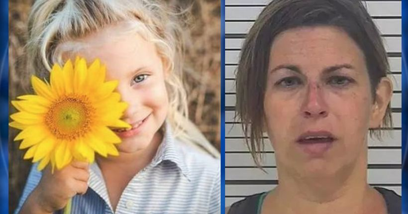 Mom said she'd been sitting on the porch drinking wine before crash that killed daughter