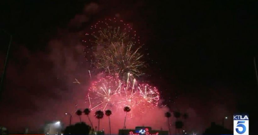 'Leave it to the experts': L.A. area officials urge public not to set off fireworks for Fourth of July