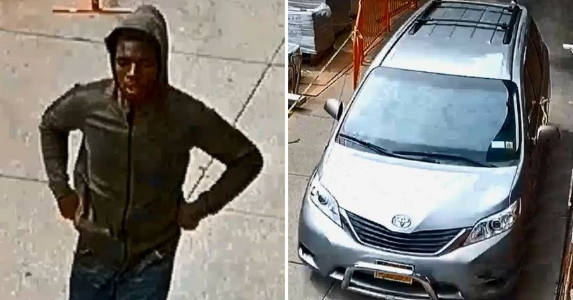 Robber nearly left behind after punching victim, helping steal $13,000 in Brooklyn: Police