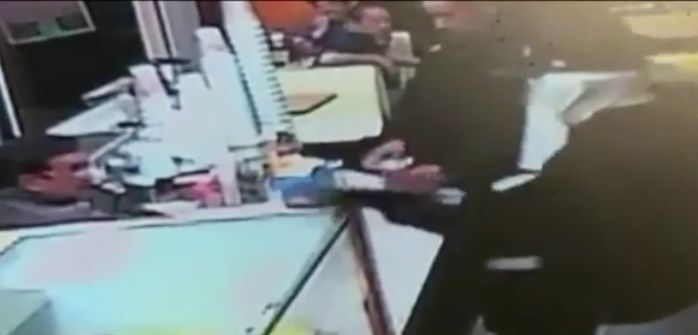 Video shows armed robbers targeting doughnut shops, small businesses in San Fernando Valley