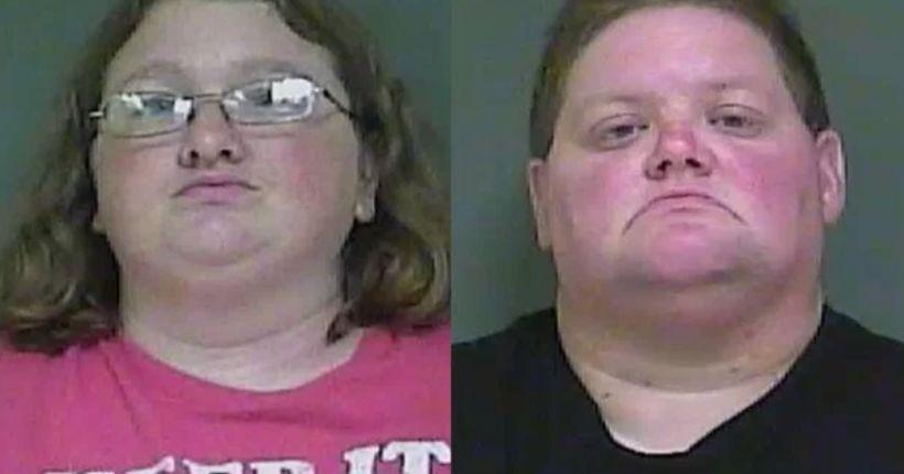 Court docs: Couple rewarded boy with marijuana for good behavior, took it away when he misbehaved