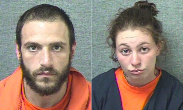 Couple high on bath salts shoots at fireflies mistaken for 'alien lasers': police