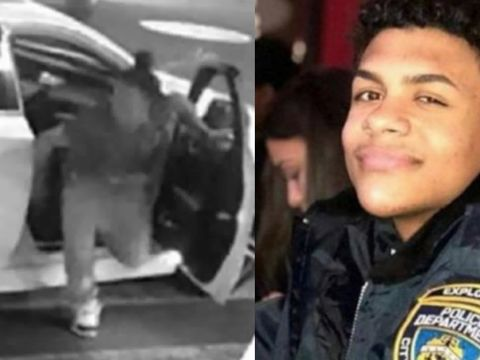 NYPD releases pic of another person sought in 'Junior' murder