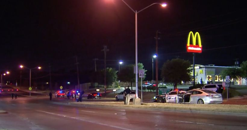 Texas mom shoots man in head after he attempts to steal SUV with kids inside