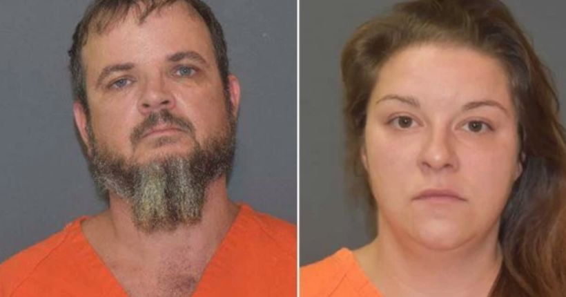 Father, girlfriend allegedly hog-tied, handcuffed and used shock collars on 15-year-old son