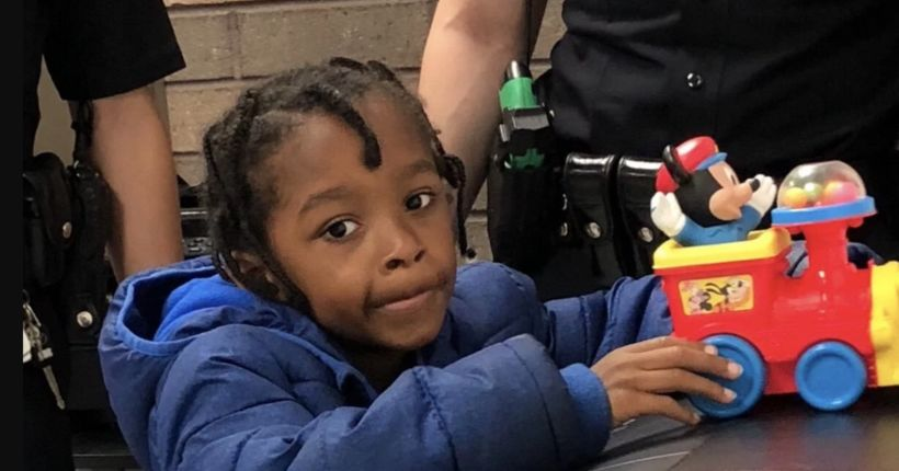 Boy reunited with family member after being abandoned; mother arrested on suspicion of child endangerment: LAPD