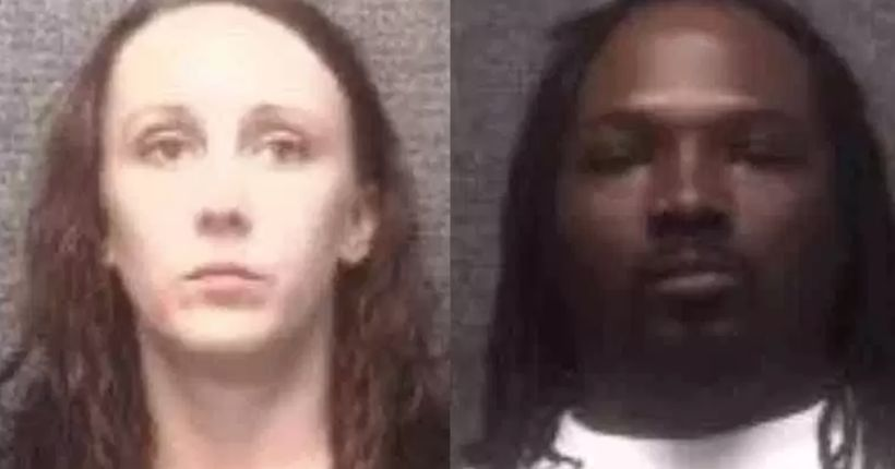 Man, woman arrested after their 4-year-old son accidentally shoots himself between the eyes