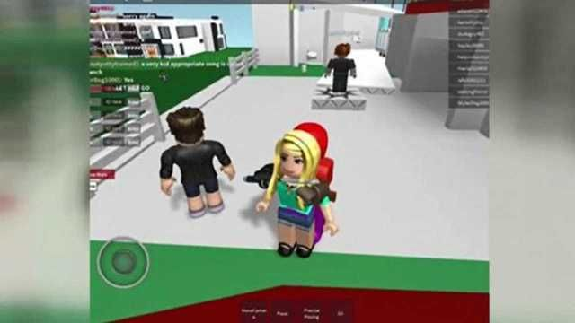Mother says 7-year-old daughter's Roblox avatar was raped