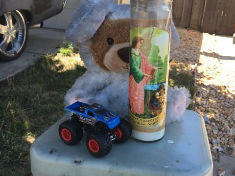 Investigation underway after toddler dies in hot car in Sacramento
