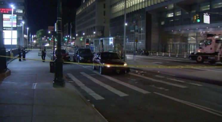 Man shot dead in front of Bronx courthouse: police