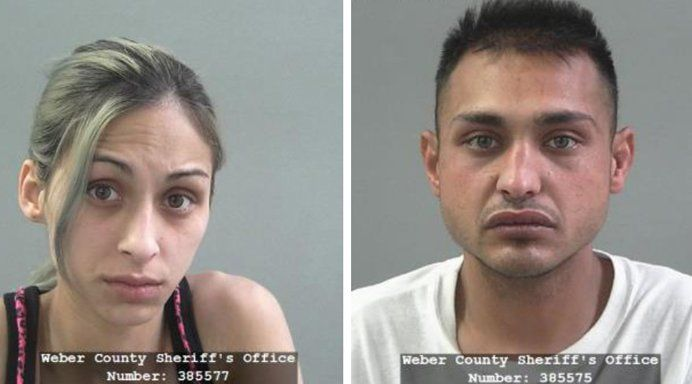 Death penalty sought for parents accused of killing toddler, covering her injuries with makeup
