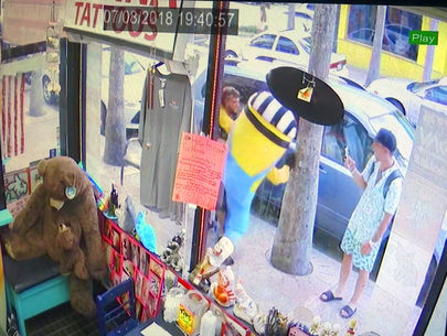 Blind 'Minion' mascot body-slammed on Florida street speaks out