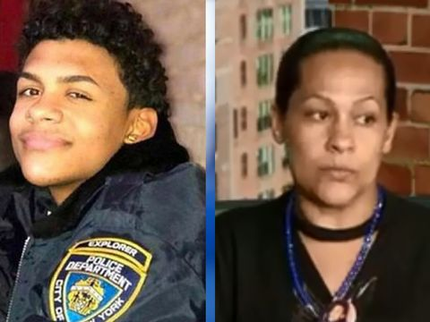 Mom of 'Junior' Guzman-Feliz has message about son