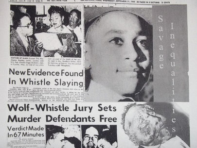 Government reopens probe of Emmett Till slaying