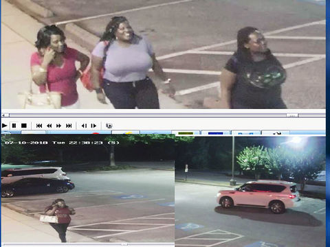 Women sought for punching, stabbing Applebee's waitress, stealing her tips