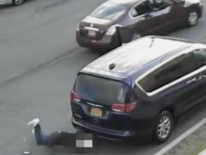 Alleged mob hit in the Bronx that critically injures man caught on video