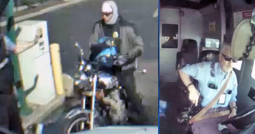 FBI releases new photos of Brinks armed robbery suspect