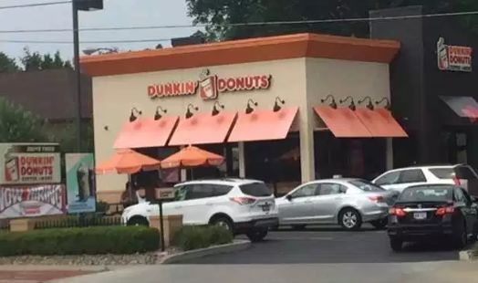 Dunkin' Donuts employee fired after refusing to serve officer