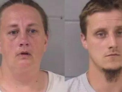 Couple kept boy locked in room, denied food