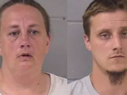 Couple kept boy locked in room, denied food