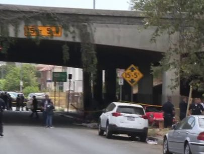 Porsche driver fatally strikes homeless person: LAPD