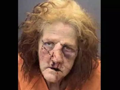Woman accused of crashing into deputy vehicles during chase