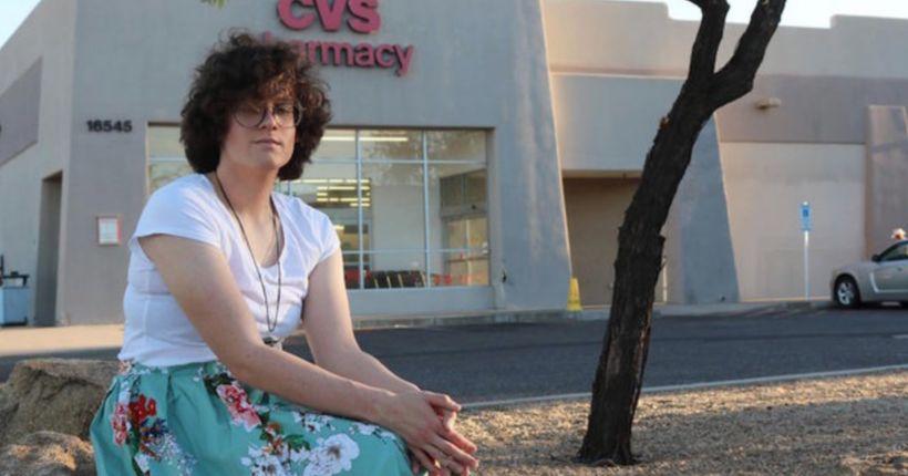 Trans woman says pharmacist refused to fill hormone prescription
