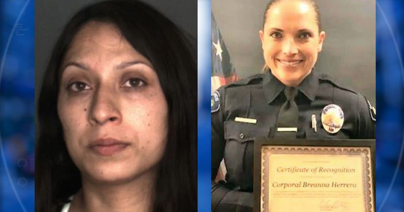 Corporal honored after rescuing toddler, newborn locked in car that reached 138-degrees; mom arrested: P.D.