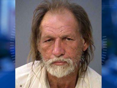 Ex-wrestler pins knife-wielding man outside Walmart