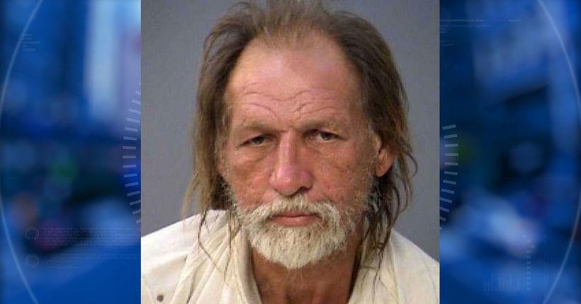 Ex-wrestler pins knife-wielding man outside Walmart