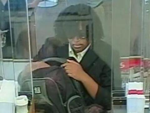 'Fake Hair Don't Care Bandit' sought in 5 bank robberies: $10K reward