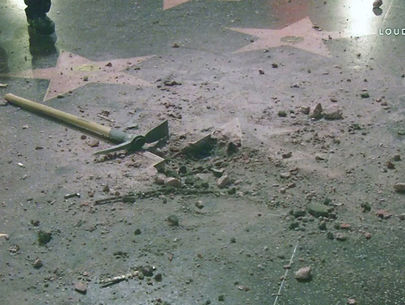 Donald Trump's Hollywood Walk of Fame star vandalized again