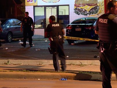 7 people shot outside bar following music video shoot