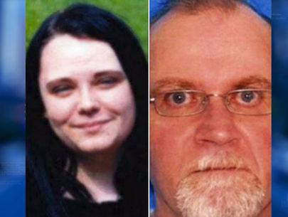 AMBER Alert Update: Missing girl found; man taken into custody