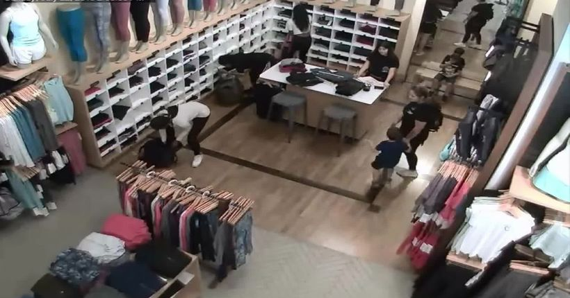 Thieves take hundreds of leggings from Lululemon stores in Bay Area